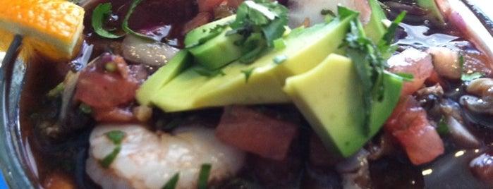 La Cevicheria is one of Chris' LA To-Dine List.