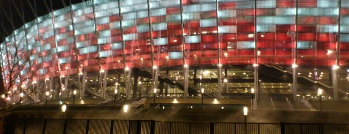 PGE Narodowy is one of Best Stadiums.