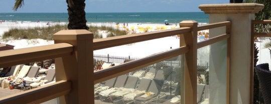 Caretta on the Gulf is one of My Favorite Restaurants.