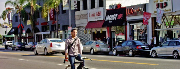Melrose Avenue is one of West Hollywood/Melrose.