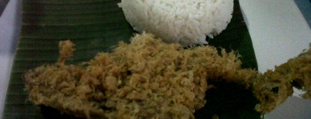 Bebek Kremes Sambal Gledek is one of Jakarta.
