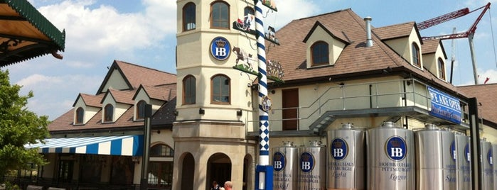 Hofbräuhaus Pittsburgh is one of Restaurants and Bars.