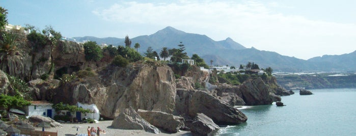 Calahonda Beach is one of Andalucia.