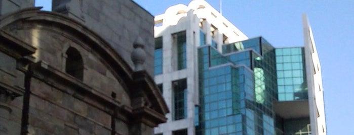 Puerta de la Ciudadela is one of Montevideo City Badge - Mateína.