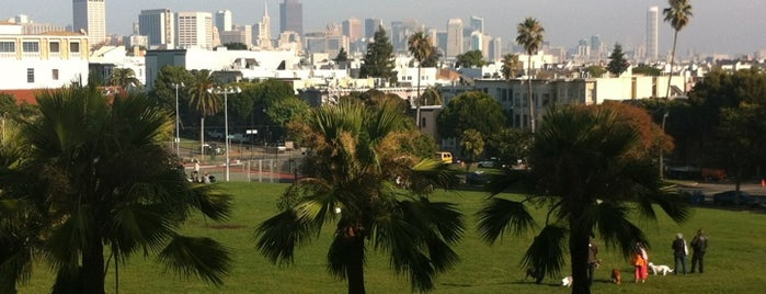 Mission Dolores Park is one of Must-Visit Great Outdoors in San Francisco.
