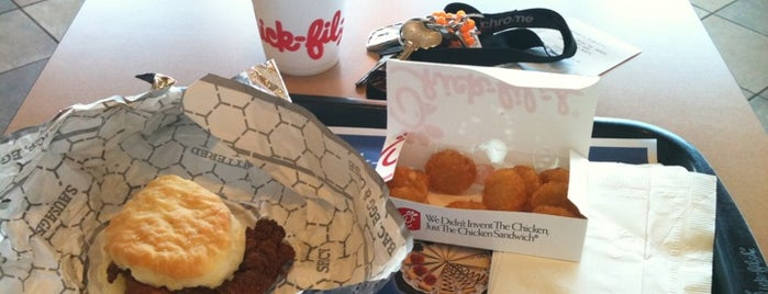 Chick-fil-A is one of Members of the Roswell BA.