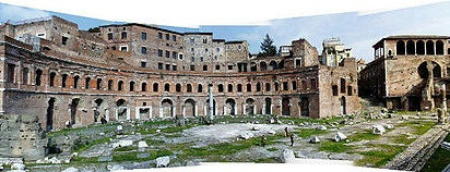 Mercati di Traiano is one of Top 10 historical sights.