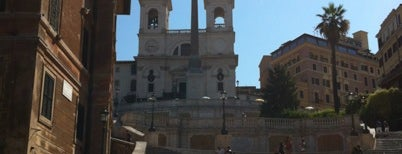 Piazza di Spagna is one of Favorite Places Around the World.