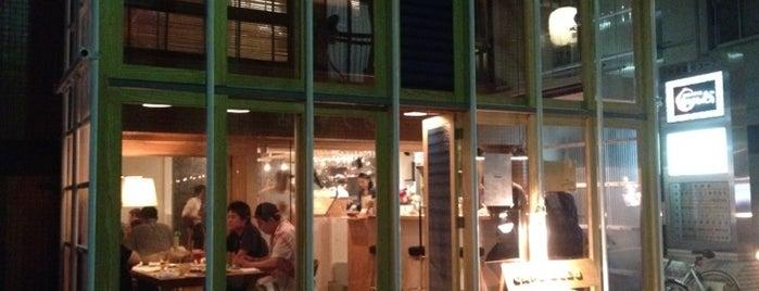 Cafe Bleu is one of 渋谷周辺おすすめなお店.