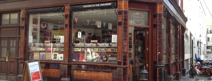 Sounds of the Universe is one of Bin Flipping: Record Shops #vinyl.