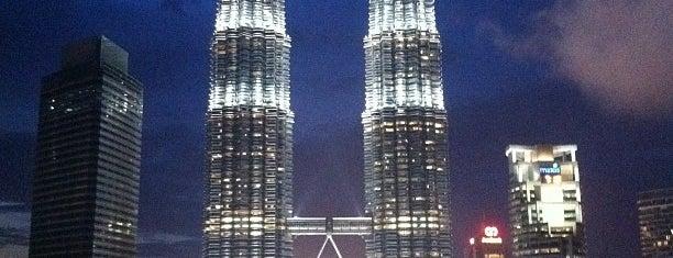 SkyBar Kuala Lumpur is one of Cool KL.