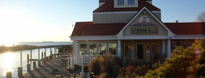 Kentmorr Restaurant & Crab House is one of Best of the Bay - Crab Houses of Maryland.