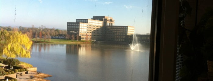 Adtran South Tower is one of Locals.
