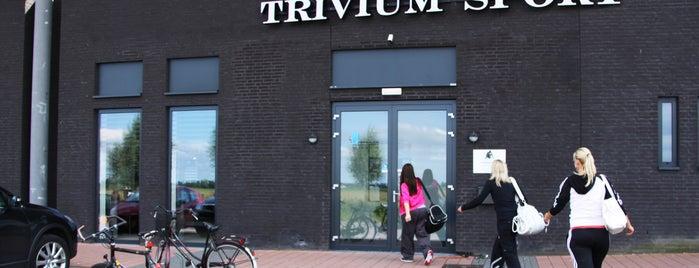 Trivium Sport is one of Top 10 favorites places in Etten-Leur, Nederland.