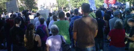 #OccupySacramento is one of #OccupyAmerica Locations.