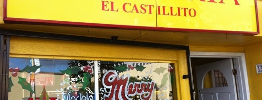 El Castillito is one of Crucial San Francisco (aka THE CITY).