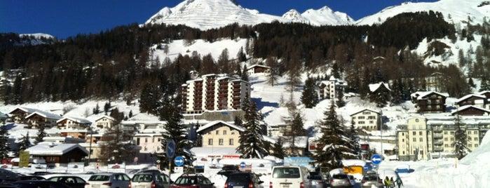 DAVOS Parsenn Talstation is one of Skigebiete.
