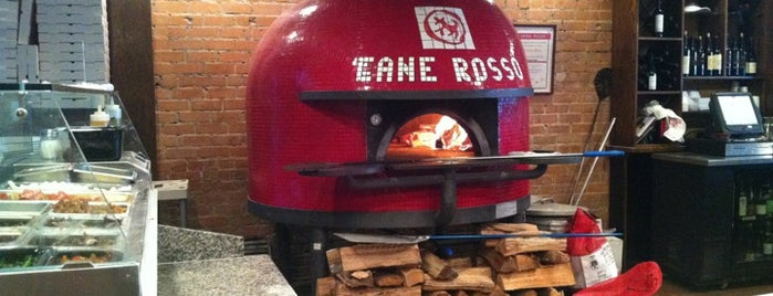 Cane Rosso is one of Let's eat pizza in D-FW!.