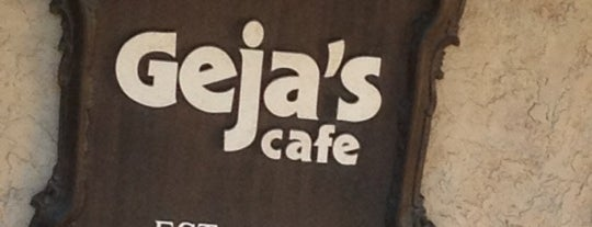 Geja's Cafe is one of Chicago dinner spots.