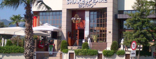 Shakespeare Coffee & Bistro is one of Favorite Food.