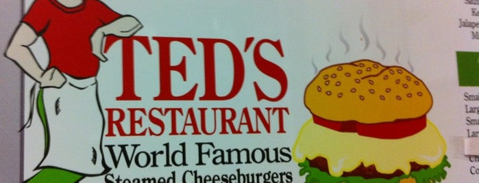 Ted's Restaurant is one of Man v Food Nation.
