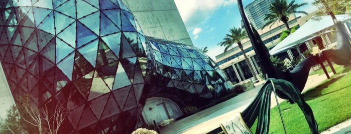The Dali Museum is one of TIME's Guide to Escape the RNC.