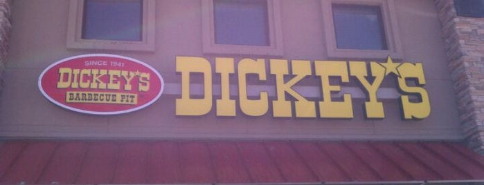 Dickey's Barbecue Pit is one of Top Restaurants in Lubbock.