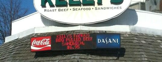 Kelly's Roast Beef is one of Food.