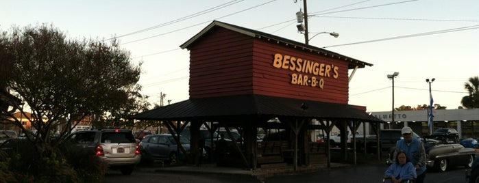 Bessinger's Barbeque is one of Charleston BBQ.