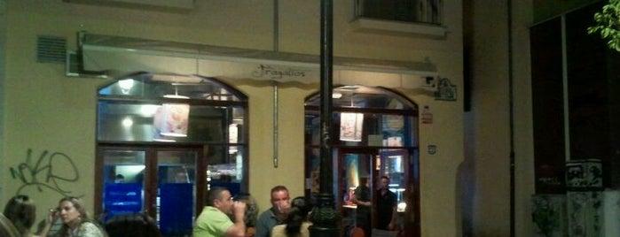 Tragalios is one of Tapas en Granada / Best tapas in Granada.