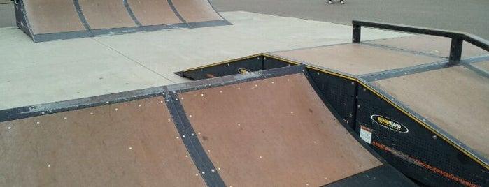 St. Louis Park Rec Center is one of Skate spots.