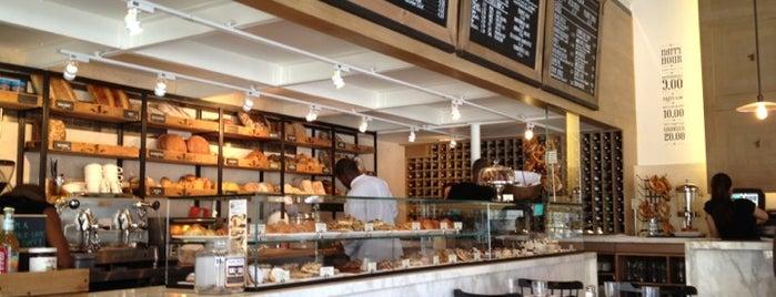 Landbrot Bakery & Bar is one of Noms.