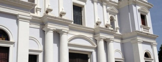 Catedral de Ponce is one of Ponce #4sqCities.