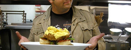 Hash House A Go Go at The LINQ is one of Man v Food Nation.