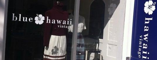 Blue Hawaii Vintage is one of Asbury Park Vintage Shops.