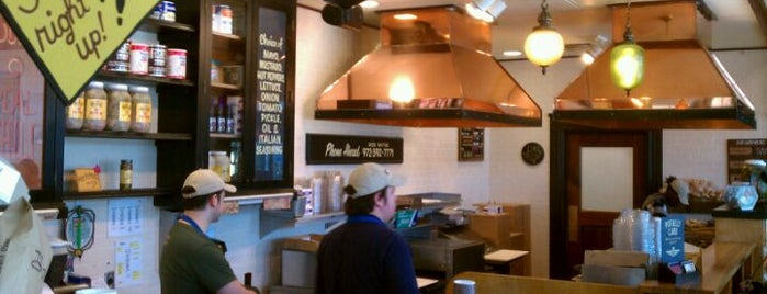 Potbelly Sandwich Shop is one of * Gr8 Sandwich & Lunch  Shops In Dallas.