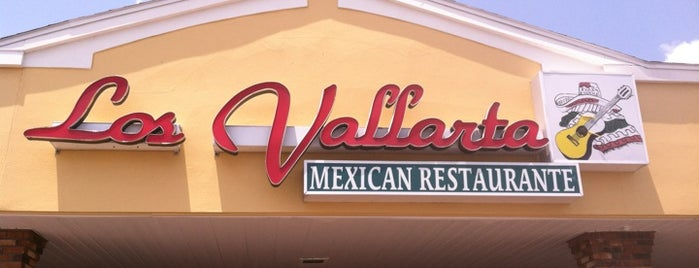 Los Vallarta Mexican Restaurant is one of Creative Innovations Cause Related Advertising.