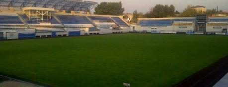 Cтадион «Динамо» is one of Stadiums.