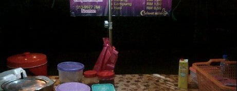 Nasi lemak malam is one of Makan @ Pahang #1.