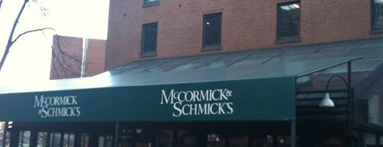 McCormick & Schmick's Seafood is one of McCormick & Schmick's.