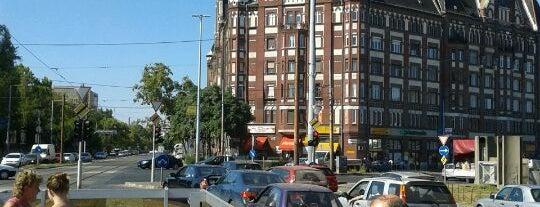 Nagyvárad tér (24) is one of Pesti villamosmegállók.