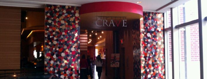 CRAVE is one of Patio's in Minneapolis.