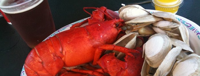 Arnold's Lobster & Clam Bar is one of Best Cape Cod.