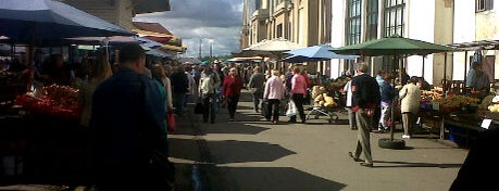 Rīgas Centrāltirgus | Riga Central Market is one of Unveil Riga : Atklāj Rīgu : Открой Ригу.