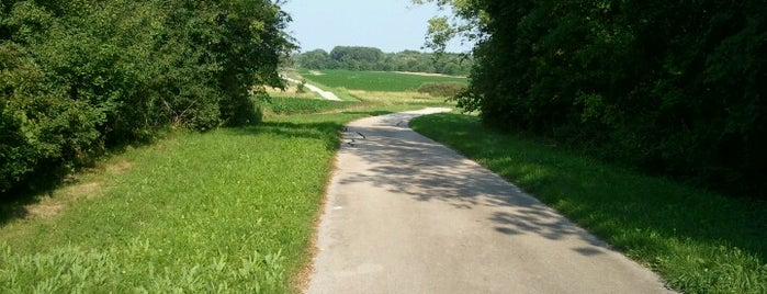 oak leaf trail-south side is one of Favorite places in Milwaukee.
