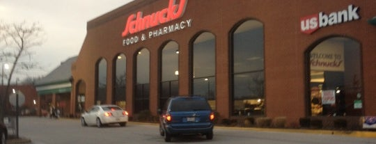 Schnucks is one of Places I End Up Frequently.