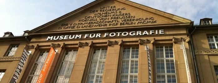 Museum für Fotografie is one of Lange Nacht der Museen 2012.