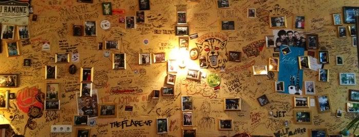 R.M.C.M. Ramones Museum is one of My Berlin.