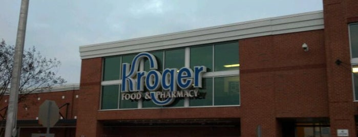 Kroger is one of Frequent.