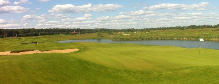 Zavidovo PGA National Golf Club is one of Golf in Russia.